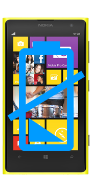 Nokia / Microsoft Lumia 1020 Battery Replacement