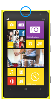 Nokia / Microsoft Lumia 1020 Earpiece Repair
