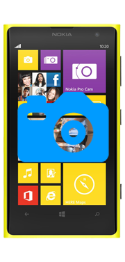 Nokia / Microsoft Lumia 1020 Front Camera Repair