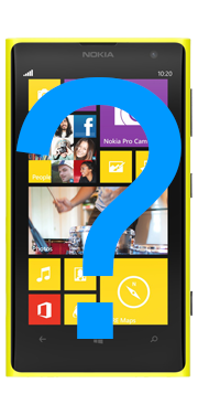 Nokia / Microsoft Lumia 1020 Full Diagnostic Service