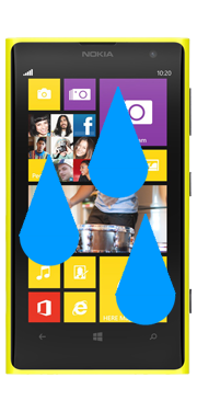 Nokia / Microsoft Lumia 1020 Liquid Damage Repair