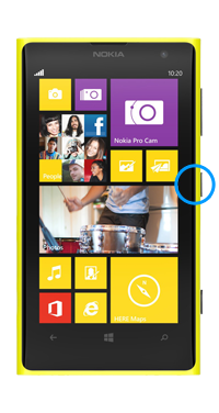 Nokia / Microsoft Lumia 1020 Power Button Repair