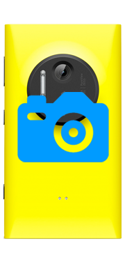Nokia / Microsoft Lumia 1020 Rear Camera Repair