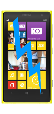 Nokia / Microsoft Lumia 1020 Screen Repair (LCD & Glass)