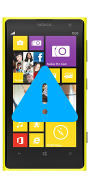 Nokia / Microsoft Lumia 1020 Software Fix