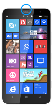 Nokia / Microsoft Lumia 1320 Earpiece Repair