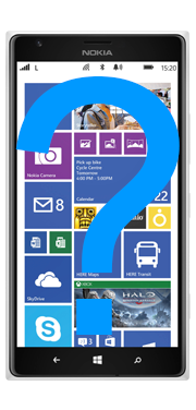 Nokia / Microsoft Lumia 1520 Full Diagnostic Service