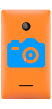 Nokia / Microsoft Lumia 435 Rear Camera Repair