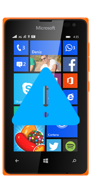 Nokia / Microsoft Lumia 435 Software Fix