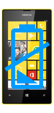 Nokia / Microsoft Lumia 520 Battery Replacement