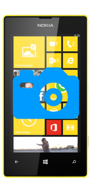 Nokia / Microsoft Lumia 520 Front Camera Repair