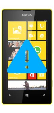 Nokia / Microsoft Lumia 520 Software Fix