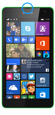 Nokia / Microsoft Lumia 535 Earpiece Repair