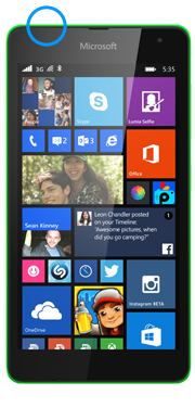 Nokia / Microsoft Lumia 535 Headphone Jack Repair