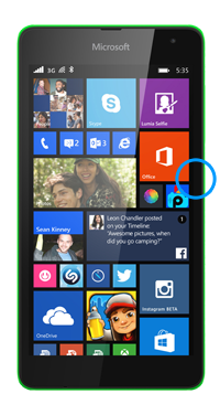 Nokia / Microsoft Lumia 535 Power Button Repair