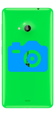 Nokia / Microsoft Lumia 535 Rear Camera Repair