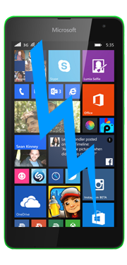 Nokia / Microsoft Lumia 535 Screen Repair (LCD & Glass)