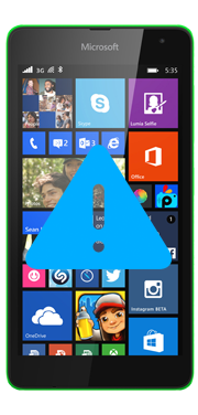 Nokia / Microsoft Lumia 535 Software Fix