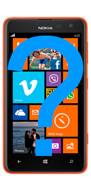 Nokia / Microsoft Lumia 625 Full Diagnostic Service