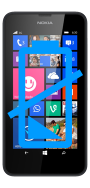 Nokia / Microsoft Lumia 630 Battery Replacement