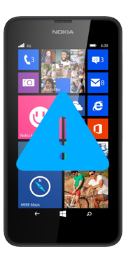 Nokia / Microsoft Lumia 630 Software Fix