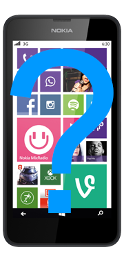 Nokia / Microsoft Lumia 635 Full Diagnostic Service