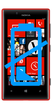 Nokia / Microsoft Lumia 720 Battery Replacement
