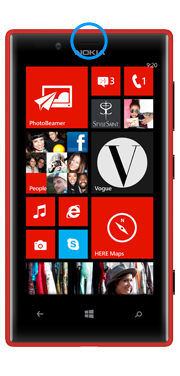 Nokia / Microsoft Lumia 720 Earpiece Repair