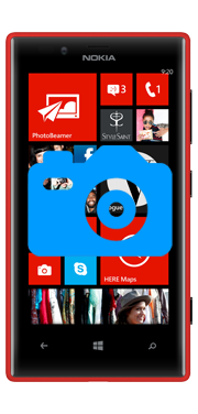 Nokia / Microsoft Lumia 720 Front Camera Repair