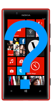 Nokia / Microsoft Lumia 720 Full Diagnostic Service