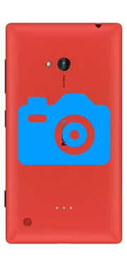 Nokia / Microsoft Lumia 720 Rear Camera Repair
