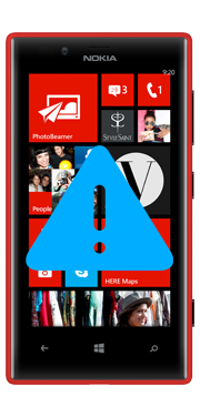 Nokia / Microsoft Lumia 720 Software Fix