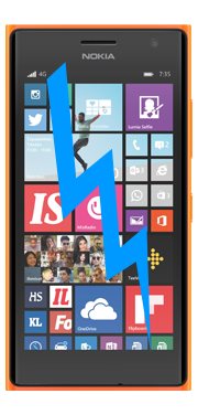 Nokia / Microsoft Lumia 735 Screen Repair (LCD & Glass)