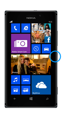 Nokia / Microsoft Lumia 925 Power Button Repair