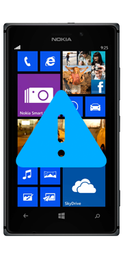 Nokia / Microsoft Lumia 925 Software Fix