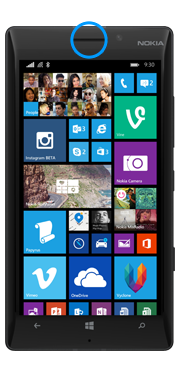 Nokia / Microsoft Lumia 930 Earpiece Repair