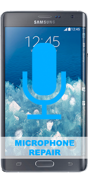 Samsung Galaxy Note Edge Microphone Repair