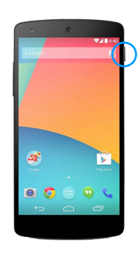 Google Nexus 5 Power Button Repair