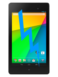 Google Nexus 7 (2nd Gen) Screen Repair (LCD & Glass)
