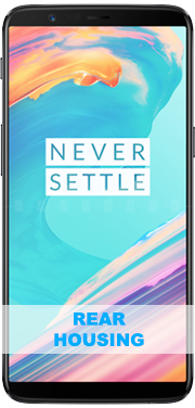 OnePlus 5T Rear Housing Repair