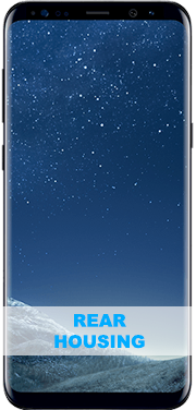 Samsung Galaxy S8 Plus Rear Glass Repair