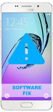 Samsung Galaxy A3 A310 (2016) Software Fix