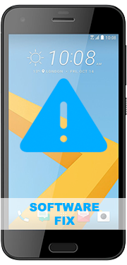 HTC One A9s Software Fix