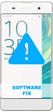 Sony Xperia XA Software Fix