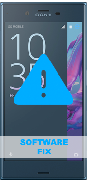 Sony Xperia XZ Software Fix