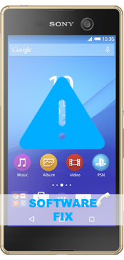 Sony Xperia M5 Software Fix