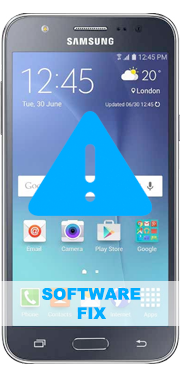 Samsung Galaxy J5 J510 (2016) Software Fix