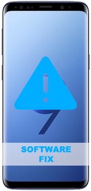 Samsung Galaxy S9 Plus Software Fix