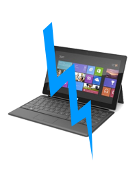 Microsoft Surface Pro Screen Repair (LCD & Glass)