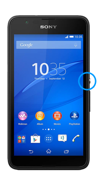 Sony Xperia E4G Power Button Repair